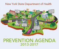 New York State Department of Health - Prevention Agenda 2013-2017