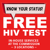 Get tested for HIV and Hep C